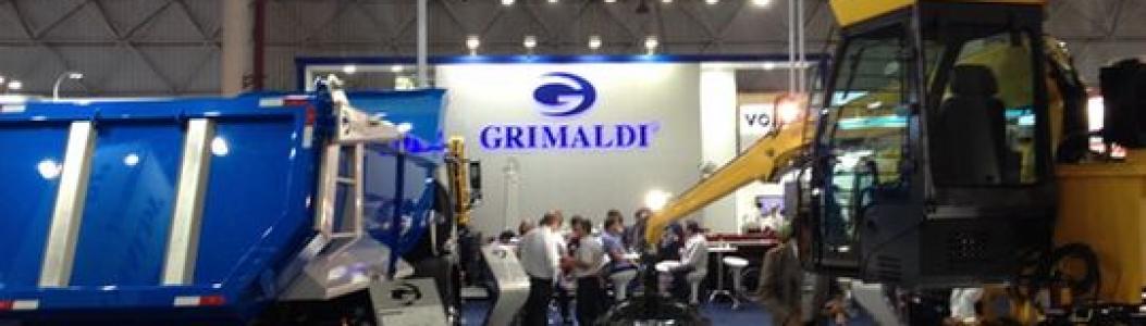 GRIMALDI É SUCESSO NA FENATRAN 2013