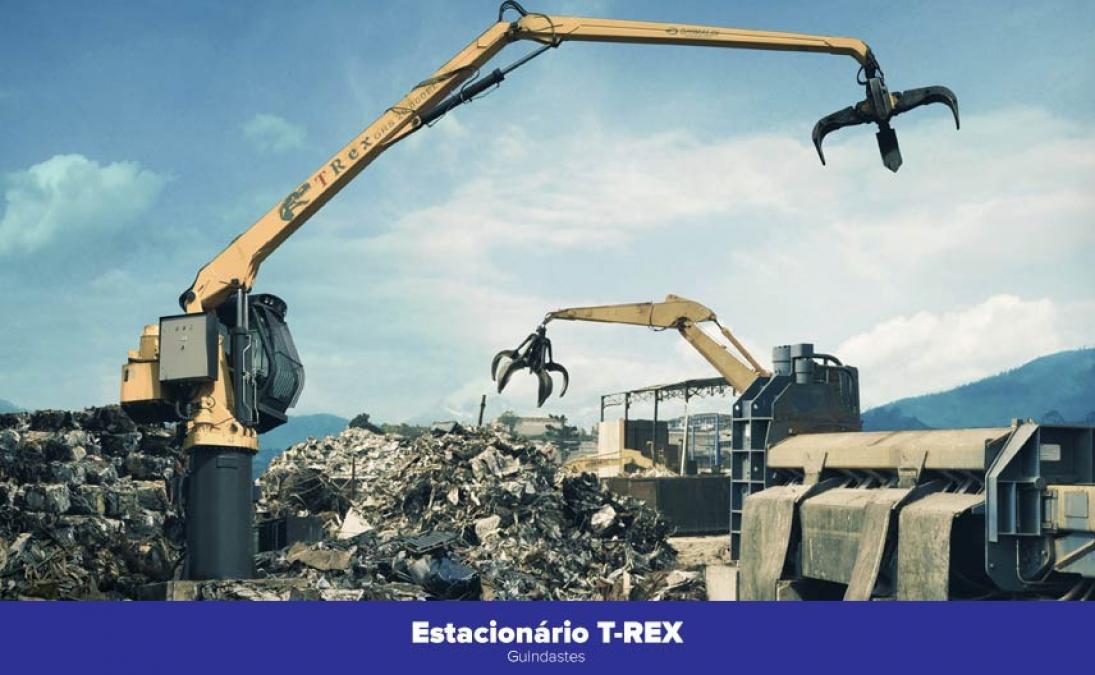 Estacionário T-REX
